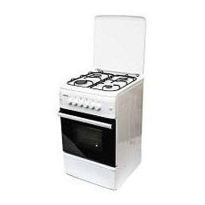 BRUHM BGC/5040NW FREE STANDING GAS COOKER image 1