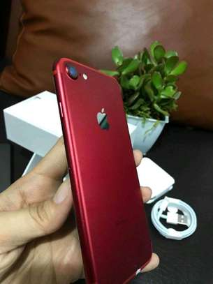Apple Iphone 7 * Red * 256 Gb image 1