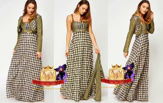 Maxi Dresses Made in U.K