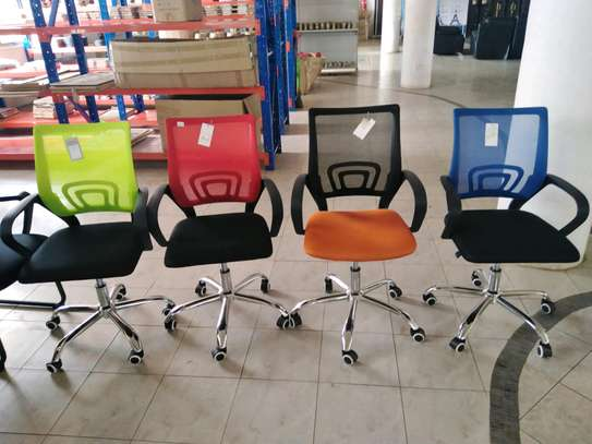Office Mesh Chairs image 1