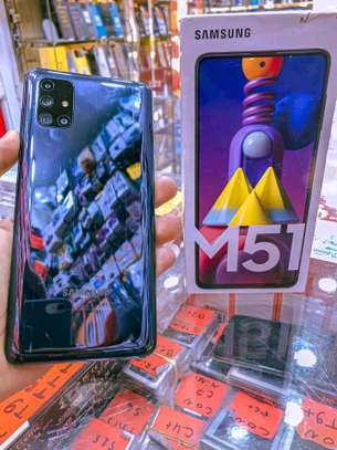 mobile Samsung m51 image 2