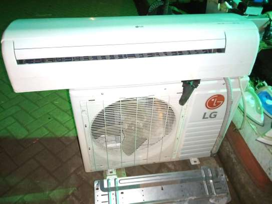 LG air-conditioning machine