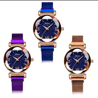 Classic wrist watches for ladies.