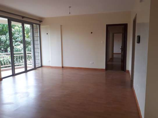 3 bedroom apartment + DSQ for rent in Kileleshwa image 4