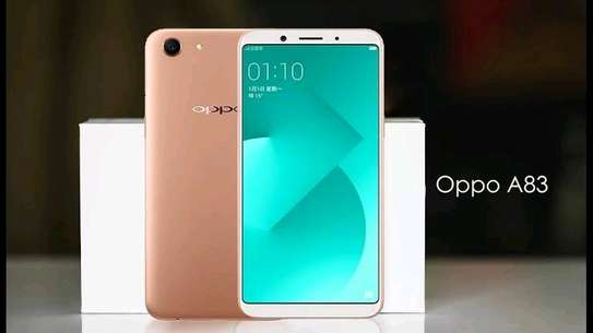 OPPO A83 3gb ram and 32gb rom
