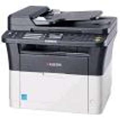 Brand new Kyocera ecosys fs1025 photocopier machine image 1