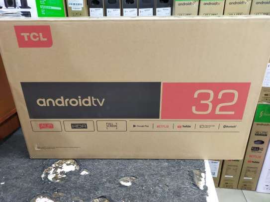 32 TCL Android smart Full HD LED TV - New Sealed image 1