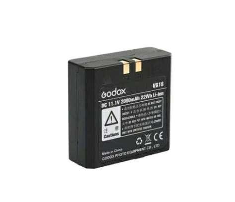 Godox speedlite battery VB18 image 4