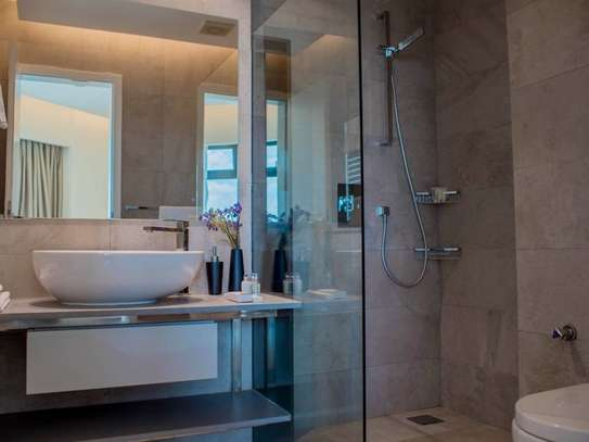 Furnished 2 bedroom apartment for rent in Westlands Area image 8