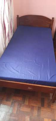 Excellent Nanny/ Guest 3 by 6 bed complete with Mattress! image 1