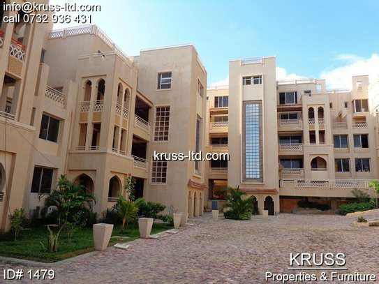 3br newly built apartment for rent in Nyali ID1479 image 1