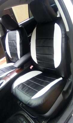 Pure Plain Car Seat Covers image 9