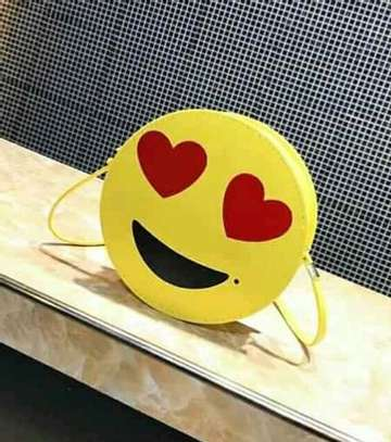 Emoji sling bags image 2