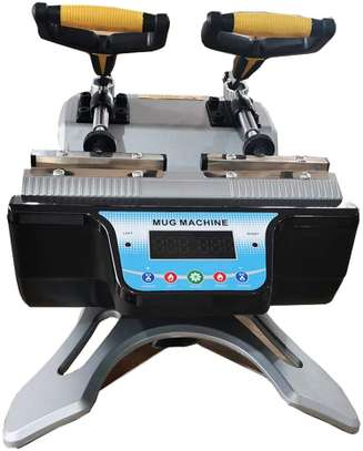 2 In 1 Mug Heat Press Transfer Machine image 1