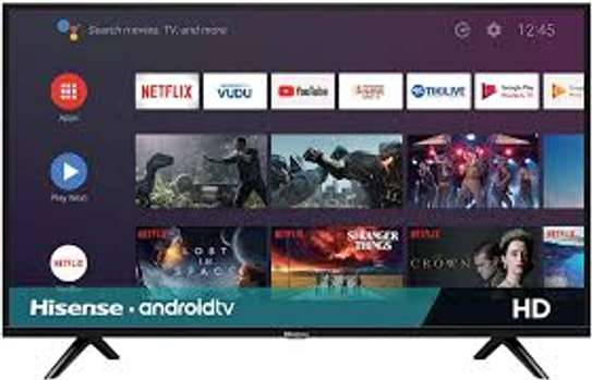 Hisense 32 inches Smart Android Digital Tvs image 1