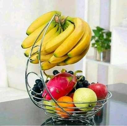 Stainless steel Fruit Basket image 1