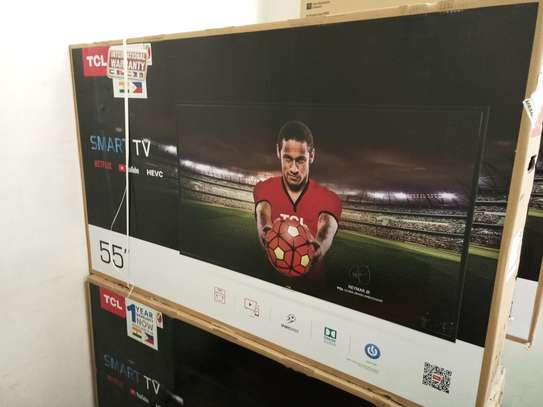TCL 55 Inch S6200FS Smart FHD Tv image 1