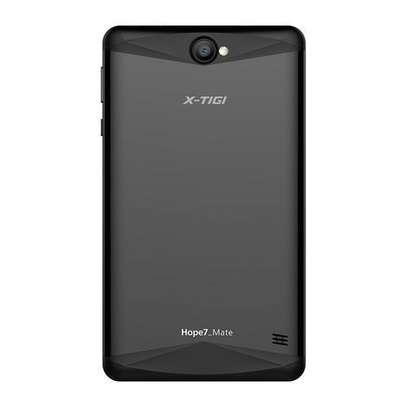 X Tigi Hope 7 Mate Tablet - 8.1 IPS- 16GB+1GB- 2800mAh- Black image 2