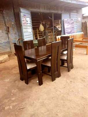 6 Seater dining image 1