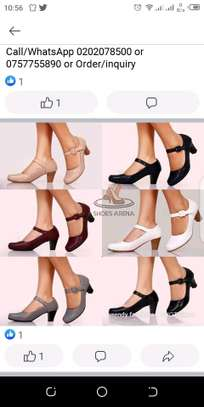 Fashionable official heels image 1