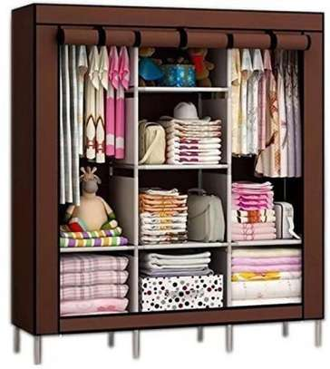 3colum executive mettalic wardrobes image 9