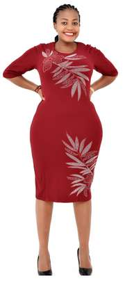 Ladies pure cotton dresses image 1