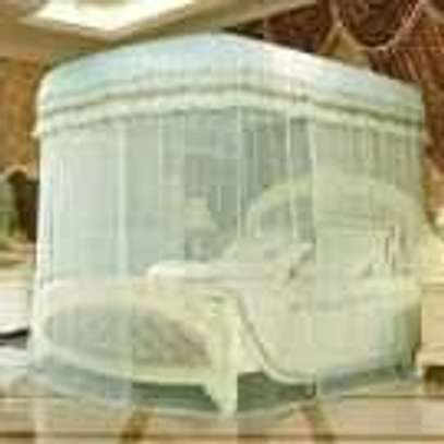 Two stands rail durable mosquito nets image 5