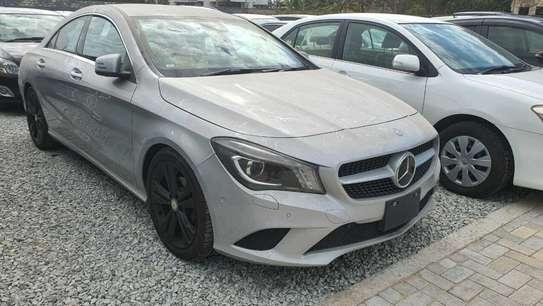 Mercedes-Benz CLA-Class image 1