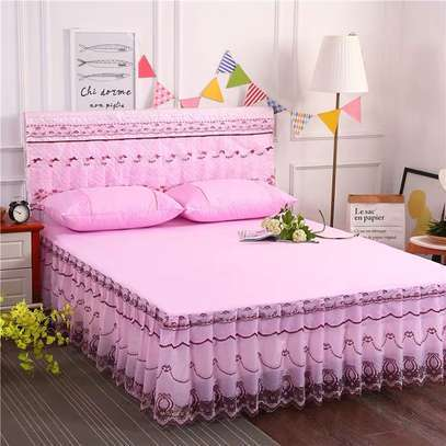 PREMIUM QUALITY BED COVER image 4