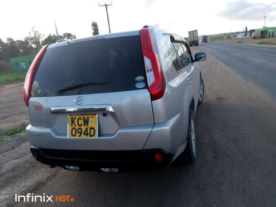 Nissan X-trail for Hire image 10