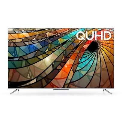 TCL 55 inches Q-LED Android Smart 4k Tvs 55p715