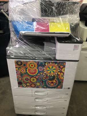 MPC2003/2503, MPC3003/MPC3503, MPC4503/MPC5503 COLOR PHOTOCOPIERS image 5