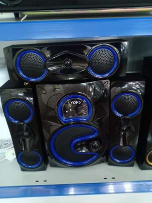 BRAND NEW LYONS SPEAKERS