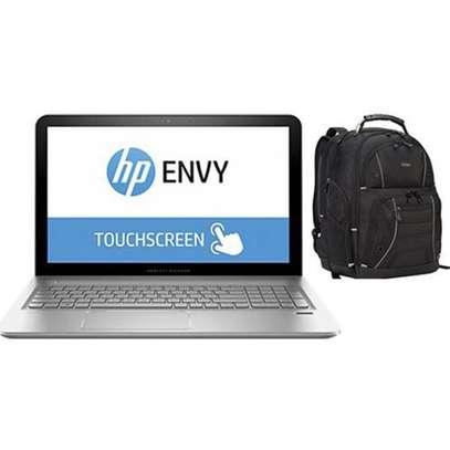 "HP Envy 15.6 X360- Core I5- 8GBc - 256GB SSD- 15.6""- Silver + Free BackPack Bag image 1"