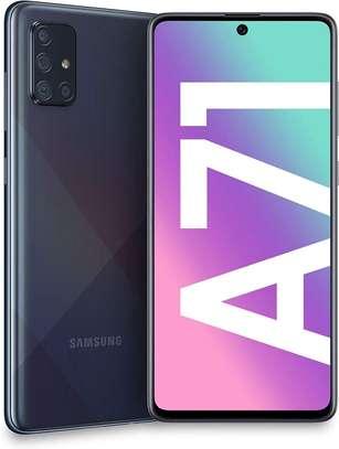 """Samsung Galaxy A71, 6.7"""", 8GB RAM + 128GB (Dual SIM) image 2"""
