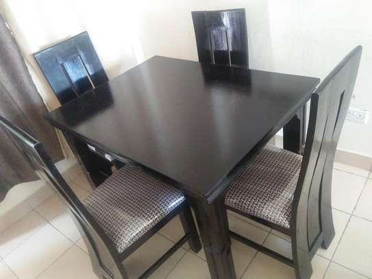4 Seater Dinning Table image 2