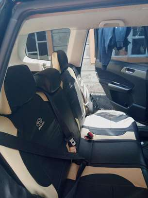 Duress Car Seat Covers image 9