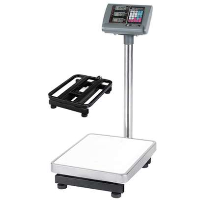 Digital Electronic Weighing Scale A-12 150kg image 1