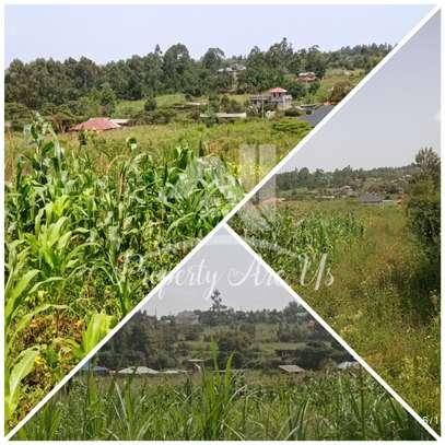 0.05 ha residential land for sale in Gikambura image 1