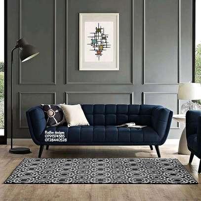 Modern three seater sofas/classic sofas for sale in Nairobi Kenya image 2