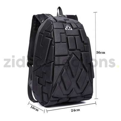 Super Cool High Quality Hard Shell Laptop Backpack image 9