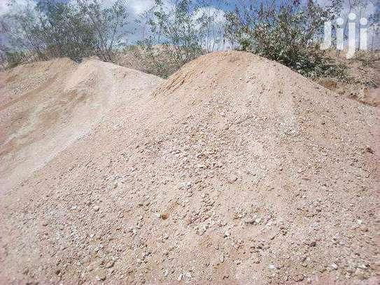 Hand cut stones, Hardcores, Mchongo and Murram image 4