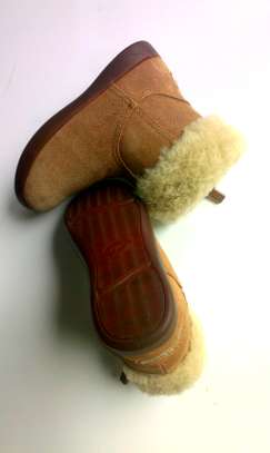 girls fluffy boots image 3