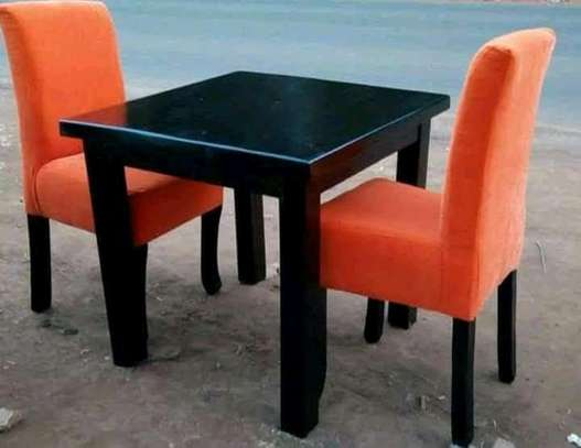Beautiful Simple Quality 2 Seater Dining Table image 1