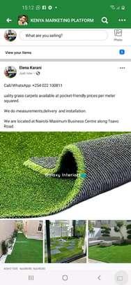 Artifical grass carpet image 2