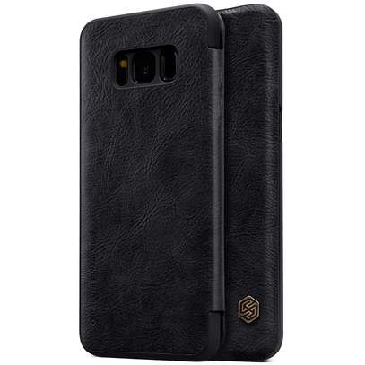 Nillkin Qin Series Leather Luxury Wallet Pouch For Samsung S8 S8 Plus image 3