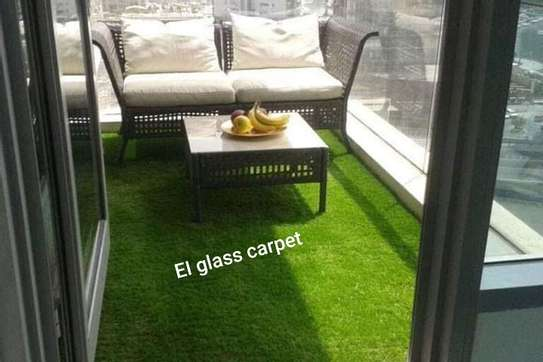 Elegant Grass Carpet image 1