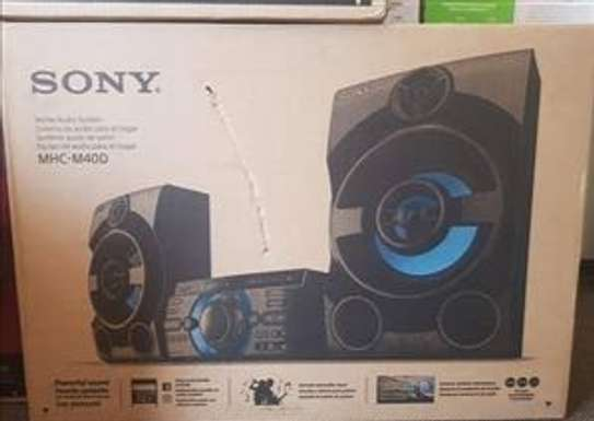 Sony High  MHC-M40D - New-1 year warranty image 1