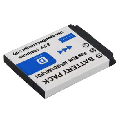 Sony Battery Lithium Ion NP-BD1 For Sony Cybershot Cameras image 2