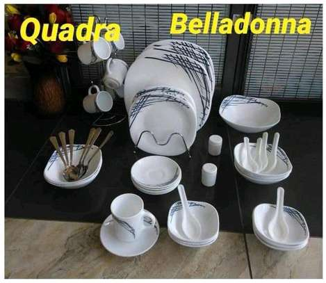 39pcs Quadra Dinner sets image 11